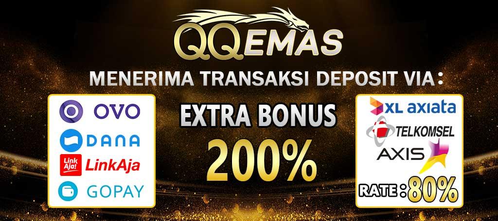 QQemas : Agen Judi Live Casino Online Terpercaya Indonesia